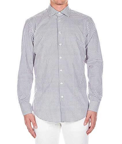 Etro Luxury Fashion Herren 1145147260990 Weiss Baumwolle Hemd | Frühling Sommer 20