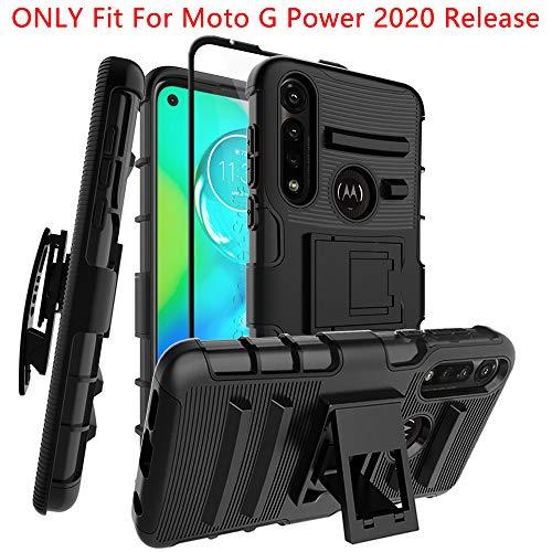 Moto G Power Heavy Duty Case by Aoways