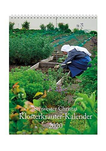 Schwester Christas Klosterkräuter-Kalender 2020