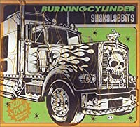 Burning Cylinder (+DVD) by Shakalabbits (2004-09-29)