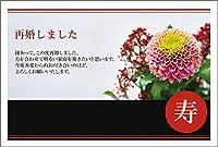 【官製はがき 10枚】再婚報告はがき SAIF-07