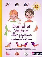 Daniel et Valérie : Mes premiers pas en lecture 4-5 ans 2091843733 Book Cover
