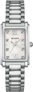 Women's 96P157 Analog Display Quartz Silver Watch