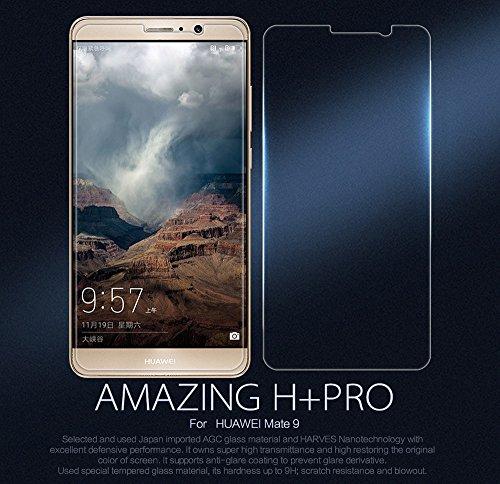 Nillkin Amazing H+ Pro - Protector de pantalla 9H 2.5D cristal templado...