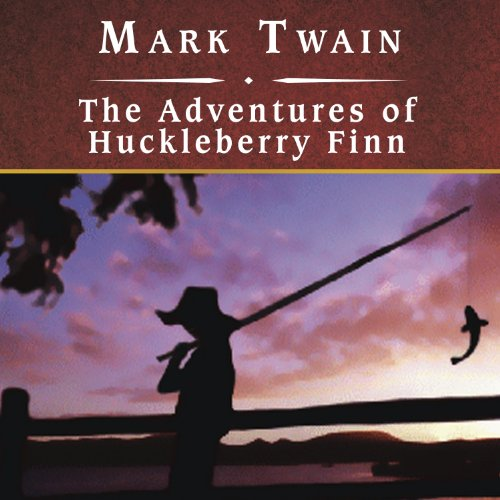 Page de couverture de The Adventures of Huckleberry Finn