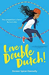 love double dutch - black middle grade books by black authors about black kids