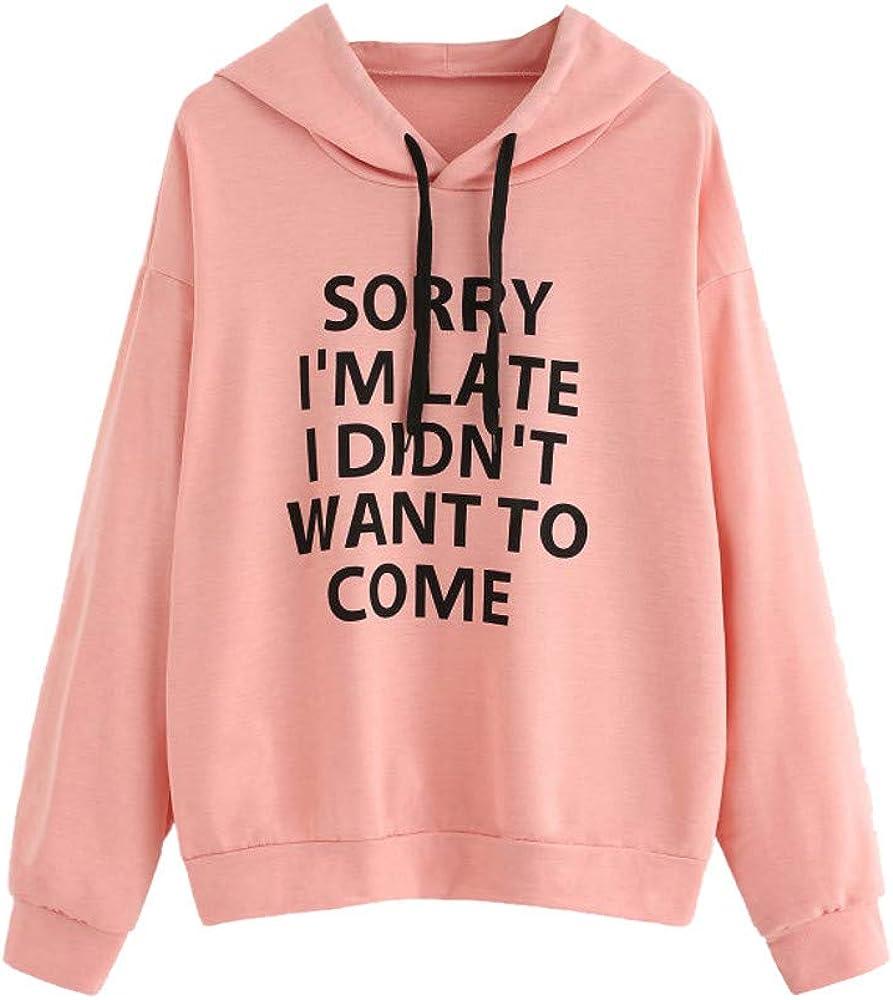Sweatshirts for Women,Women Tie Dye Printed Trendy Hoodies Teen Girls Sweatshirt Long Sleeve Slim Pullover Tops