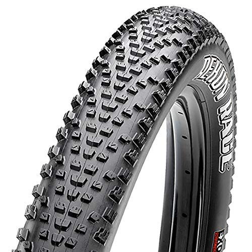 Maxxis Unisex – Adult's EXO Dual Bicycle Tyres, Black, 29x2.35 60-622