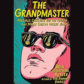 The Grandmaster cover art