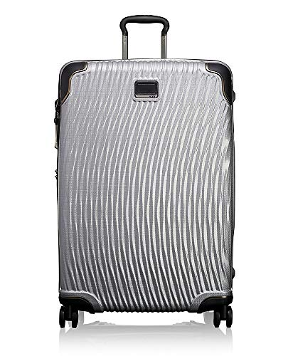 TUMI - Latitude Extended Trip Packing Case - Hardside Luggage for Men and Women - Silver