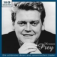 Hermann Prey: Die Sch枚nsten Arien und Romantischen Lieder by Hermann Prey