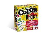 Shuffle Color Addict Cartamundi Juego de Cartas, Multicolor (Caftamundi 108469992)