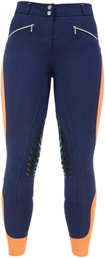 HyPERFORMANCE Womens//Ladies Sports Active Leather Breeches