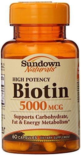 biotin 5000 mcg sverige