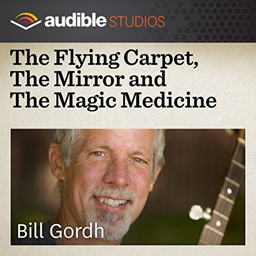The Flying Carpet, The Mirror and The Magic Medicine  By  cover art