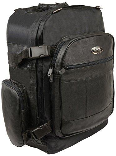 Milwaukee SH540-BLK-PCS Black Large Cruiser Backpack (15X22X7)