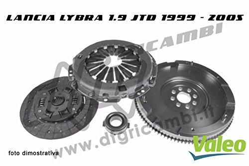 Kit de embrague y volante de cojinete Valeo KV0029-836016 - 828063