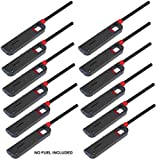 Best Bbq Lighters - 12pk BBQ Grill Lighter Refillable Butane Gas Candle Review