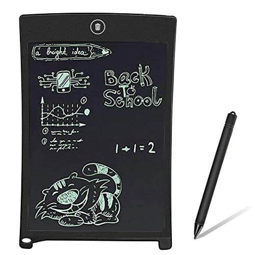 BONBON LCD Writing Tablet 8.5 Inches Electronics Writing Pad Doodle Board Handwriting Drawing...