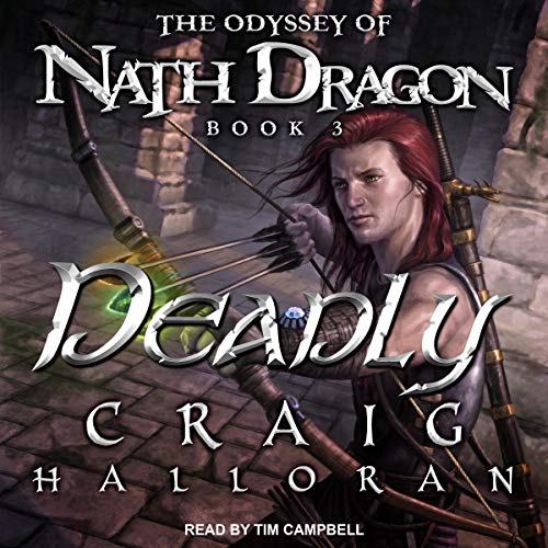 Deadly cover art