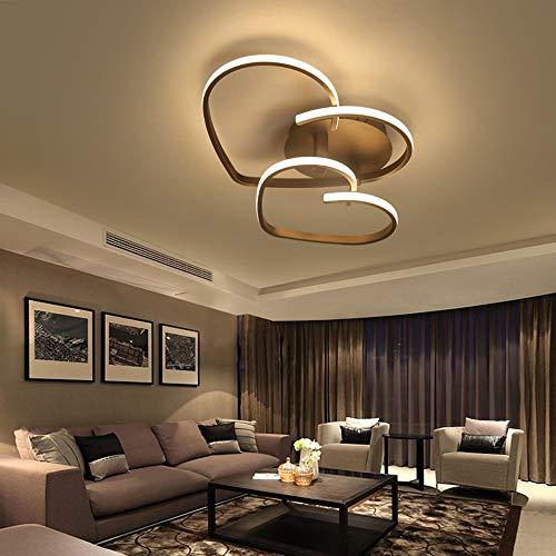 5151BuyWorld lamp voor slaapkamer, liefde, kinderen, van aluminium, voor plafonds, LED, slaapkamer, plafondlampen, Luminaria, keuken, restaurant, hal, verlichting