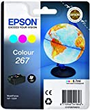 Epson Original 266 Tinte Globus - farbig