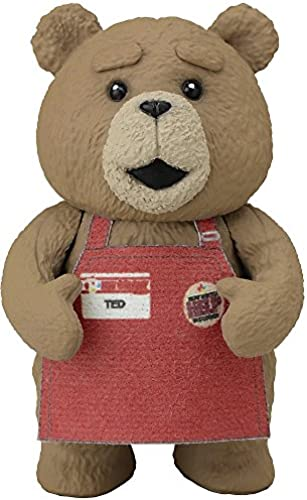 [ .jp limited edition] figma Ted 2 Ted non scale pre-painted ABS-&PVC painted action figure benefits paper craft apron inclusion