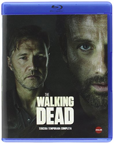 The Walking Dead - Temporada 3 Completa [Blu-ray]