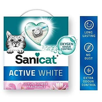 SANICAT Litière pour Chat Zen 6 L