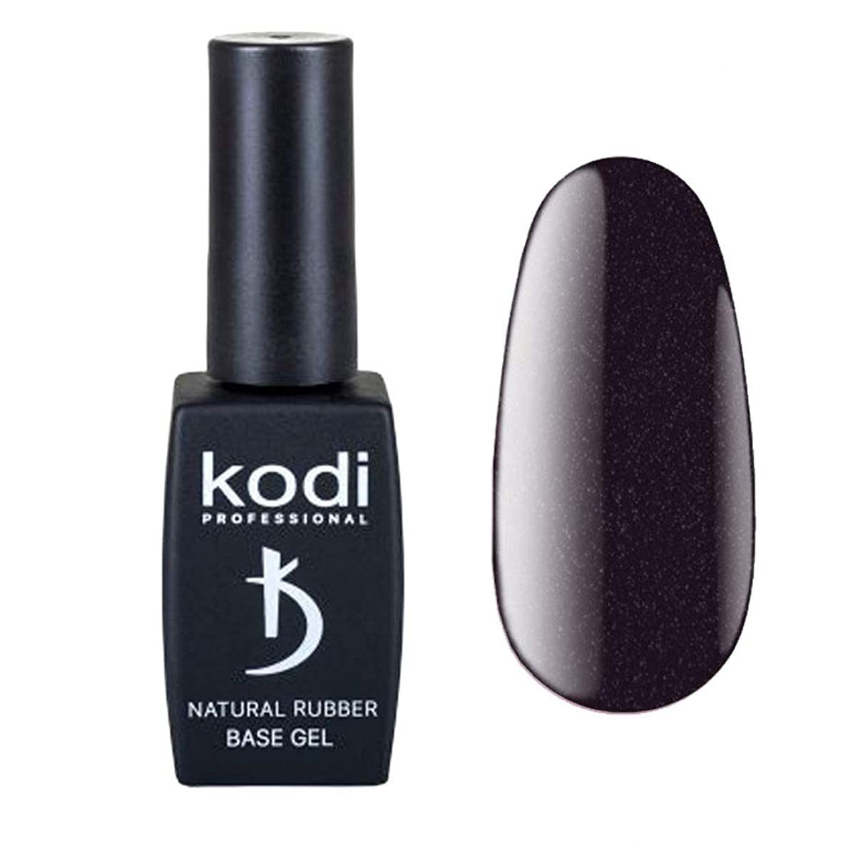 適格代表メインKodi Professional New Collection V Violet #01 Color Gel Nail Polish 12ml 0.42 Fl Oz LED UV Genuine Soak Off