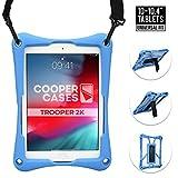 Cooper Trooper 2K Rugged Case for 10-10.4'' inch Tablet  