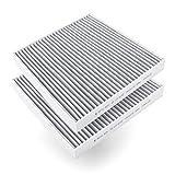 AmazonBasics CF11809 Cabin Air Filter, 2-Pack