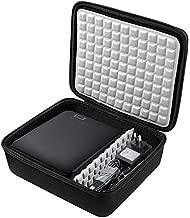 Hard Drive Case for Seagate Expansion Desktop,Western Digital WD My Book/Elements Desktop External Hard Drive USB 3.0 8TB, Black