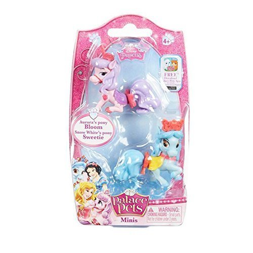 Disney Princess Palace Pets Mini Pets 2-Pack - Bloom & Sweetie by Palace Pets