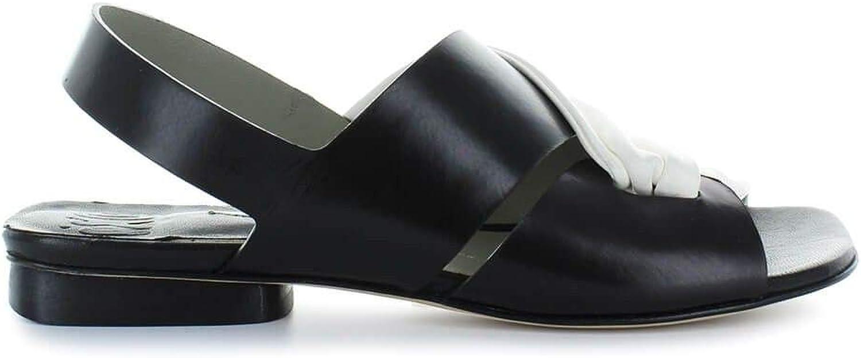 IXOS IXOS IXOS Woherrar X18E301160313 svart läder Sandaler  snabb frakt över hela världen