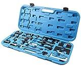LLCTOOLS Motor Arretierwerkzeug Einstell Zahnriemen Werkzeug Satz passend für 1,9 ltr. / 2,0 ltr. TDI Pumpe/Düse. 1,4L/1,6L