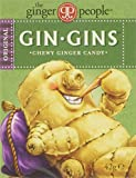 GINGER PEOPLE (THE ) Ginger Chews - Gin Gins 42g (PACK OF 1)