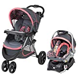 Product Image of the Baby Trend Nexton Travel System, Coral Floral
