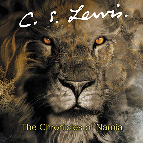 The Chronicles of Narnia Adult Box Set cover art