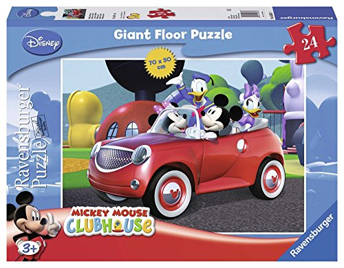Mickey Mouse Club House   Puzzle de 24 Piezas ( 05367 4)
