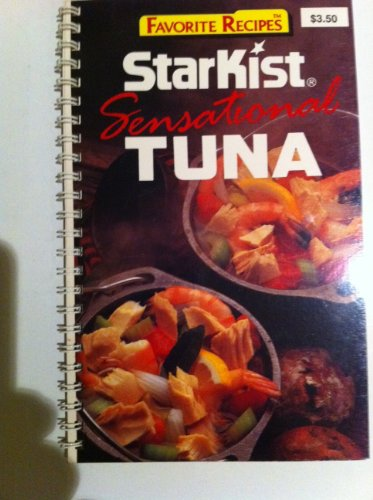 Price comparison product image Starkist Sensational Tuna: Favorite Recipes