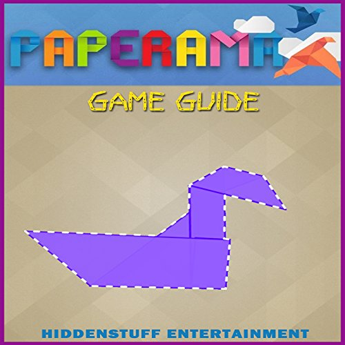 Paperama Game Guide audiobook cover art