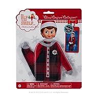 Elf on The Shelf Claus Couture FA-La-La Footies Pajamas Set