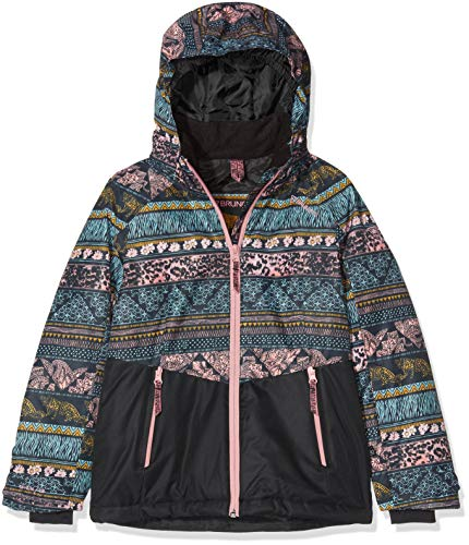 Brunotti Mädchen Tiger-Heron JR Girls Snowjacket Jacke, Old Rose, 152.0