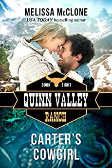 Carter's Cowgirl (Quinn Valley Ranch Book 8) by [Melissa McClone]