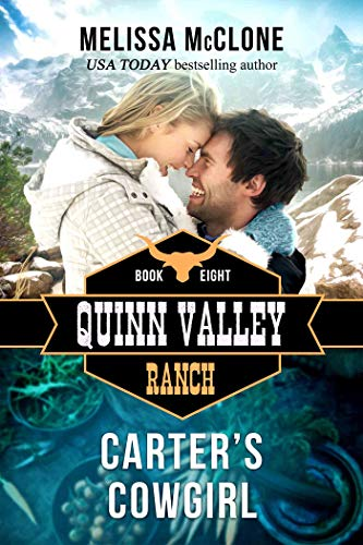 Carter's Cowgirl by McClone, Melissa ebook deal