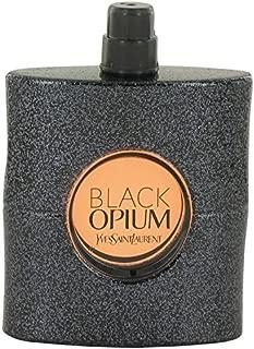 Black Opium by Yves Saint Laurent Eau De Parfum Spray (Tester) 3 oz for Women - 100% Authentic