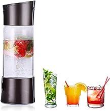 HXZB Soda Portable Ménage l'eau Gazeuse Flux Maker, Pulvérisation Opération Fonction Distributeur Machine, Bricolage Boiss...