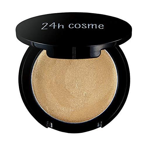 24h cosme 24 ミネラルクリームシャドー 02グロッシーブロンズ