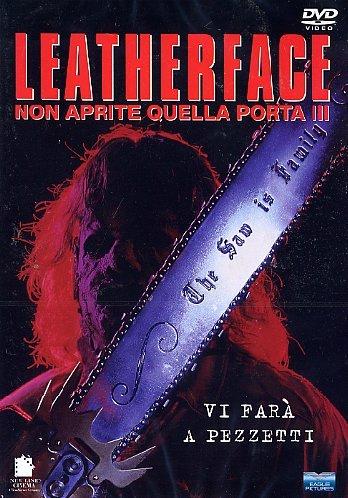 Leatherface - Non aprite quella porta